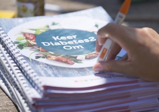 Samenwerking met Keer Diabetes2 Om